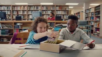 Lunchables With 100% Juice TV Spot, 'Library' - 2229 commercial airings