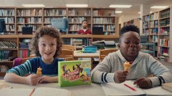 Lunchables With 100% Juice TV Spot, 'Library' - Thumbnail 5