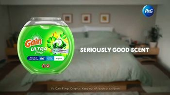 Gain Ultra Flings! TV Spot, 'Make Your Ultra-Big, Ultra-Stinky Loads Fresh Again' - Thumbnail 7