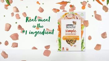 Purina Beneful Simple Goodness TV Spot, 'Real Meat' - Thumbnail 5