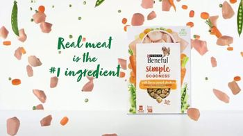Purina Beneful Simple Goodness TV Spot, 'Real Meat' - Thumbnail 6