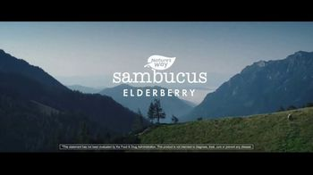 Nature's Way Sambucus Elderberry Gummies TV Spot, 'Quality Ingredients' - Thumbnail 1