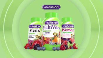 VitaFusion TV Spot, 'The Good Stuff Sticks' - Thumbnail 2