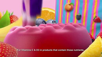 VitaFusion TV Spot, 'The Good Stuff Sticks' - Thumbnail 5