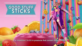 VitaFusion TV Spot, 'The Good Stuff Sticks' - Thumbnail 6