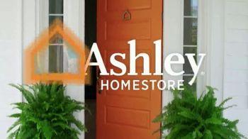 Ashley HomeStore TV Spot, 'Furniture Needs: Save 25 Percent & 6 Years No Interest' - Thumbnail 2