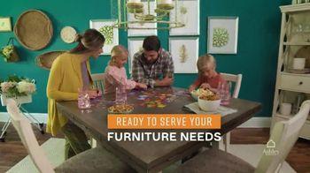 Ashley HomeStore TV Spot, 'Furniture Needs: Save 25 Percent & 6 Years No Interest' - Thumbnail 3