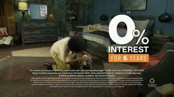 Ashley HomeStore TV Spot, 'Furniture Needs: Save 25 Percent & 6 Years No Interest' - Thumbnail 7