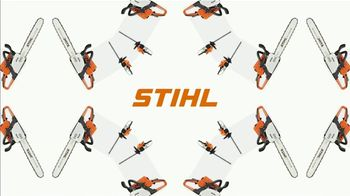 STIHL TV Spot, 'Real STIHL: Double Battery Bundle & Blower' Song by Sacha Collisson - Thumbnail 8