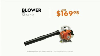 STIHL TV Spot, 'Real STIHL: Double Battery Bundle & Blower' Song by Sacha Collisson - Thumbnail 7