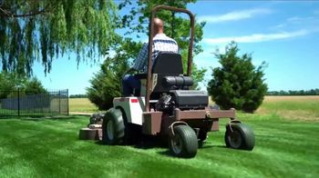 Grasshopper Mowers TV Spot, 'Home, Where You Want to Be'