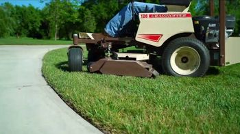 Grasshopper Mowers TV Spot, 'Home, Where You Want to Be' - Thumbnail 1