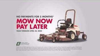Grasshopper Mowers TV Spot, 'Home, Where You Want to Be' - Thumbnail 8