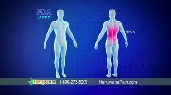 Hempvana Pain Relief Cream TV Spot, 'Fast Acting Relief' - Thumbnail 6