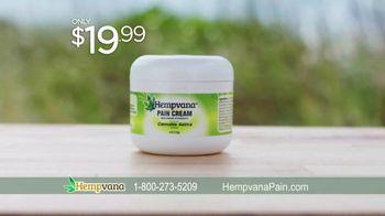 Hempvana Pain Relief Cream TV Spot, 'Fast Acting Relief' - Thumbnail 7