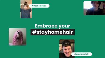 Great Clips TV Spot, '#StayatHomeHair for a Cause' - Thumbnail 4