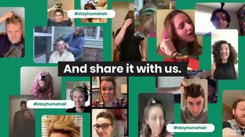 Great Clips TV Spot, '#StayatHomeHair for a Cause'