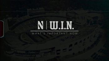 Northwestern Football TV Spot, 'What's Important Now'