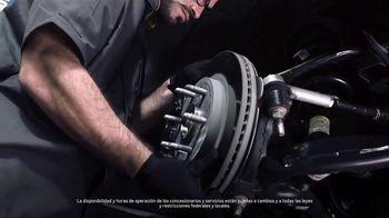 Chevrolet TV Spot, 'Chevy Cares: cumpliendo con nuestra parte: Certified Service' [Spanish] [T1] - Thumbnail 9