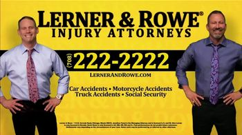 Lerner and Rowe Injury Attorneys TV Spot, 'Weekend' - Thumbnail 10