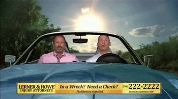 Lerner and Rowe Injury Attorneys TV Spot, 'Weekend' - Thumbnail 3