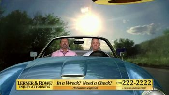Lerner and Rowe Injury Attorneys TV Spot, 'Weekend' - Thumbnail 4