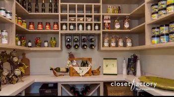 Closet Factory TV Spot, 'Make Your Closets Pretty' - Thumbnail 8