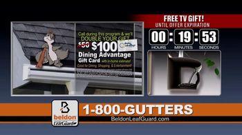 Beldon LeafGuard Spring Blowout Sale TV Spot, 'Sean' - Thumbnail 7