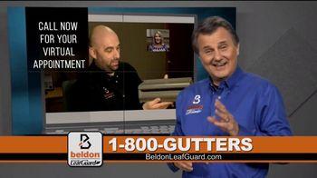 Beldon LeafGuard Spring Blowout Sale TV Spot, 'Sean' - Thumbnail 8