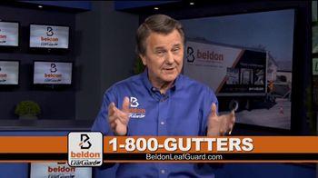 Beldon LeafGuard Spring Blowout Sale TV Spot, 'Sean'