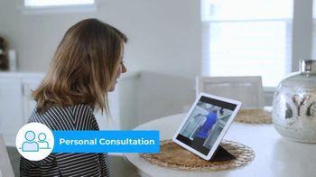 Window World Virtual Design Consultation Service TV Spot, 'One-on-One' - Thumbnail 3
