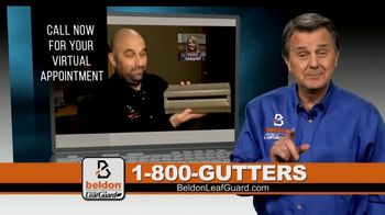 Beldon LeafGuard Spring Blowout Sale TV Spot, 'Ladder-Related Accidents' - Thumbnail 9