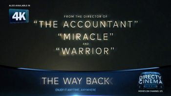DIRECTV Cinema TV Spot, 'The Way Back' - Thumbnail 1