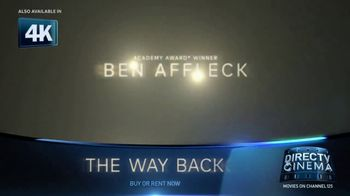 DIRECTV Cinema TV Spot, 'The Way Back' - Thumbnail 3