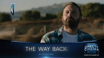 DIRECTV Cinema TV Spot, 'The Way Back' - Thumbnail 5