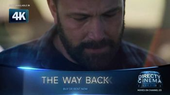 DIRECTV Cinema TV Spot, 'The Way Back' - Thumbnail 6