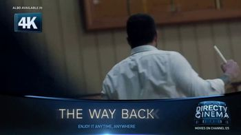 DIRECTV Cinema TV Spot, 'The Way Back' - Thumbnail 7
