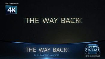 DIRECTV Cinema TV Spot, 'The Way Back' - Thumbnail 8