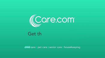 Care.com TV Spot, 'Care Keeps Going' - Thumbnail 10
