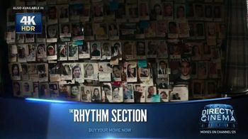 DIRECTV Cinema TV Spot, 'The Rhythm Section' - 29 commercial airings