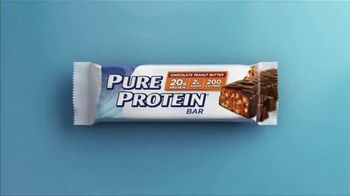 Pure Protein TV Spot, 'Feed a Healthy Lifestyle' - Thumbnail 1