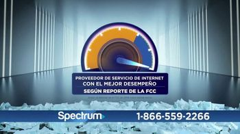 Spectrum Internet TV Spot, 'Rompe el hielo' con Gaby Espino [Spanish] - Thumbnail 7