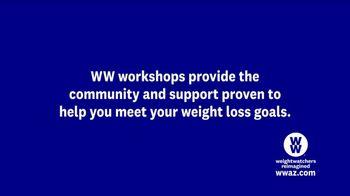 WW TV Spot, 'Online Workshops' - Thumbnail 7