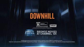 DIRECTV Cinema TV Spot, 'Downhill' - Thumbnail 9