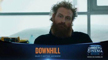DIRECTV Cinema TV Spot, 'Downhill' - Thumbnail 3