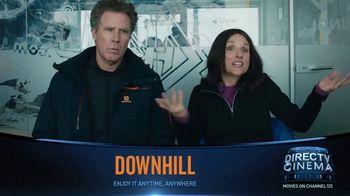 DIRECTV Cinema TV Spot, 'Downhill' - Thumbnail 4