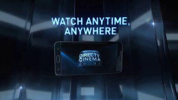 DIRECTV Cinema TV Spot, 'Downhill' - Thumbnail 8