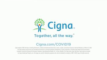 Cigna TV Spot, 'We're All in This Fight' - Thumbnail 10