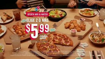 Domino's Mix & Match TV Spot, 'Peace of Mind' [Spanish] - Thumbnail 7
