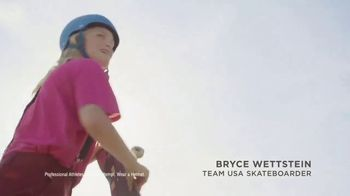 America's Milk Companies TV Spot, 'Stepping Off the Earth' Featuring Bryce Wettstein - Thumbnail 9